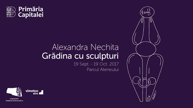 Afis expozitie Alexandra Nechita-1